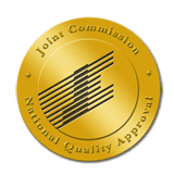 Joint Commissions Gold Seal of Approval